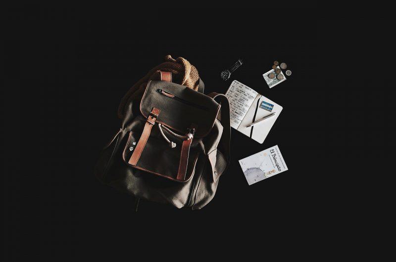 Design plecaka