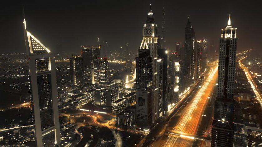 Wycieczka do Dubaju
