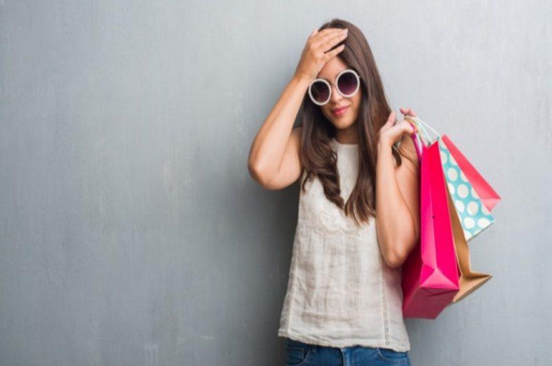 Błędy podczas zakupów