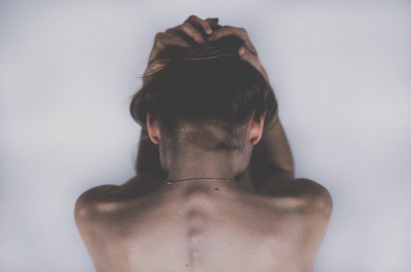Odciążenie kręgosłupa