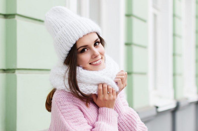 czapka zima